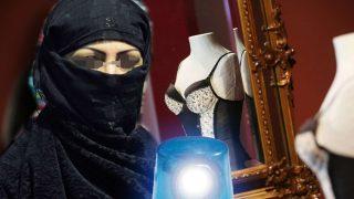 Полиция задержала мусульманку, которая избила продавщицу из-за нижнего белья
