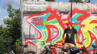 Полоса Смерти: На велосипеде вдоль Берлинской Стены