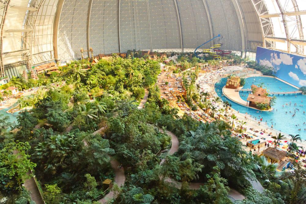Галерея: 17 лучших аквапарков Германии