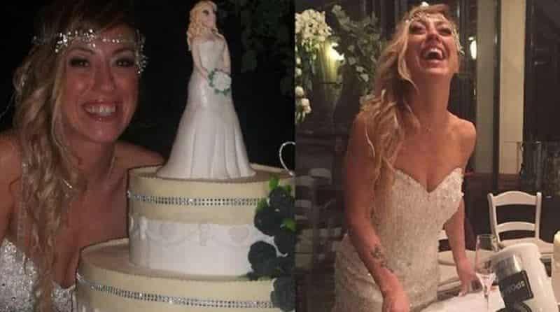 Отовсюду обо всем: Женщина вышла замуж за саму себя
