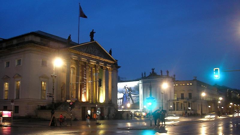 Культура: Берлинская опера открывается вновь: интересные факты