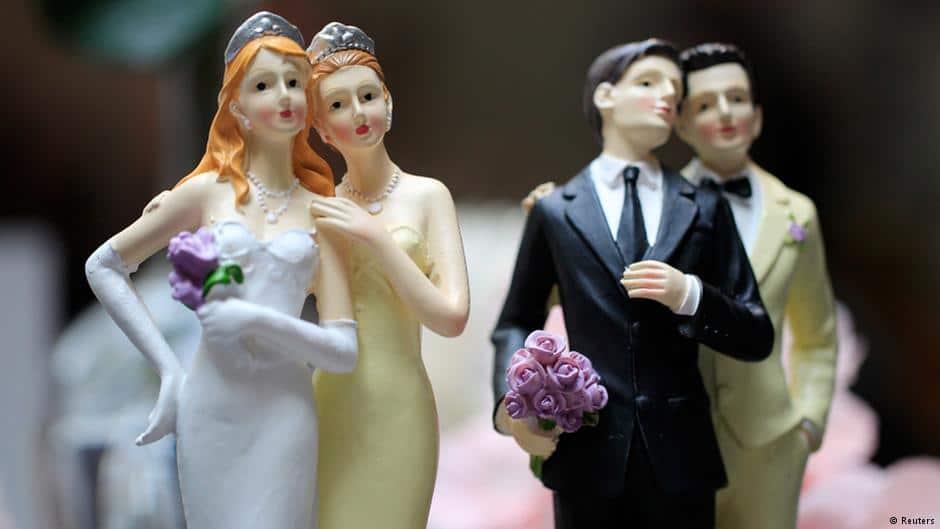 Общество: Закон о «браке для всех» вступил в силу (инфографика)