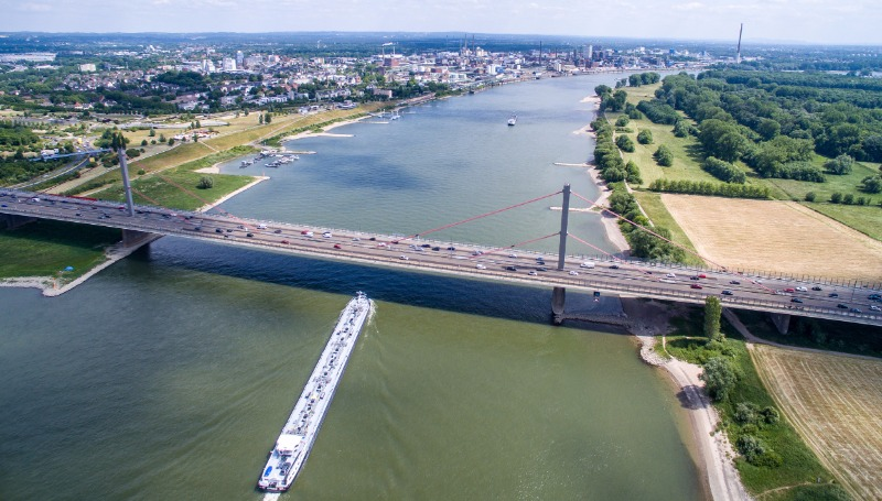 Новости: Бомба на леверкузенском мосту: трасса А1 будет перекрыта
