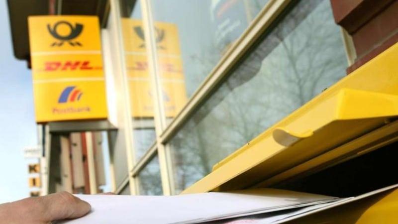 Деньги: Немецкая почта поднимает тарифы