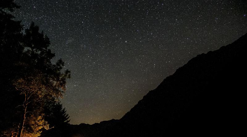 Досуг: Звездопад 2017: когда стоит наблюдать за небом?