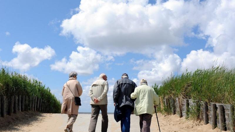 Деньги: Нынешние молодые немцы на пенсии могут стать нищими
