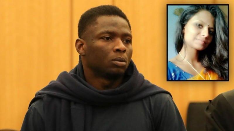 Происшествия: Беженец из Нигерии получил 13 лет тюрьмы за убийство любимой