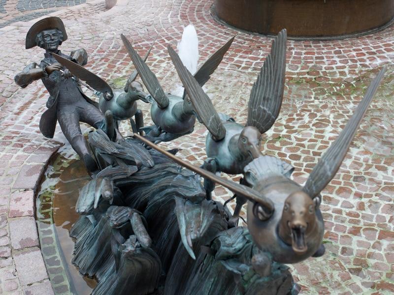 Галерея: Достопримечательности Германии: Боденвердер – город барона Мюнхгаузена рис 3