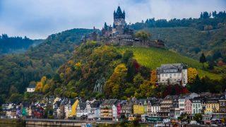 Интересные места Германии: Имперский замок в Кохеме