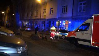 Противостояние в Дортмунде: полиция против толпы