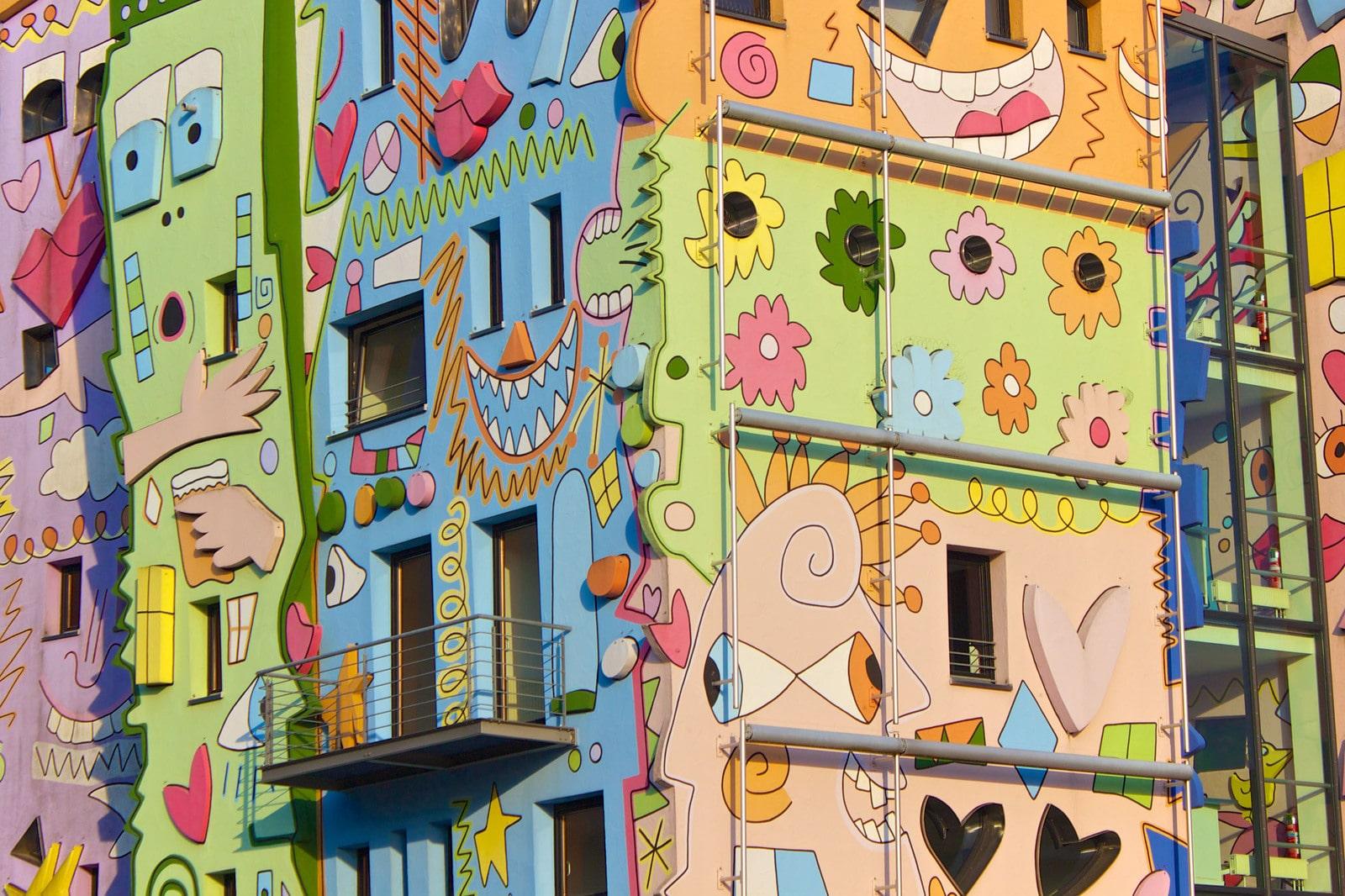 Галерея: Интересные места Германии: Счастливый дом Рицци рис 3