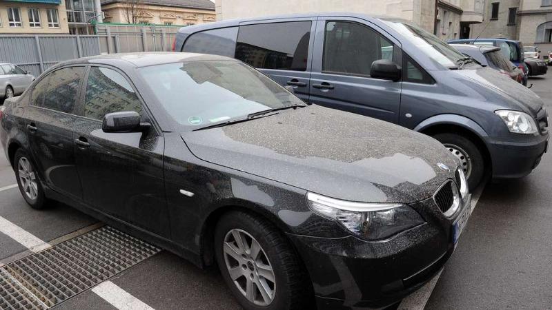 Деньги: Зеленые хотят увеличить плату за парковку в Мюнхене