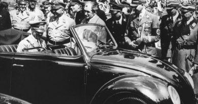 Что общего между Porsche и нацистами?