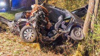 Водитель чудом выжил в страшной автокатастрофе