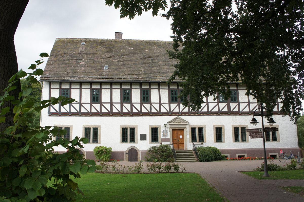 Галерея: Достопримечательности Германии: Боденвердер – город барона Мюнхгаузена рис 4