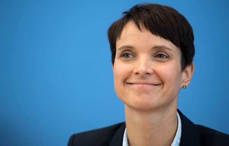 Политика: Новая политическая сила: Петри зарегистрировала «Голубую партию»