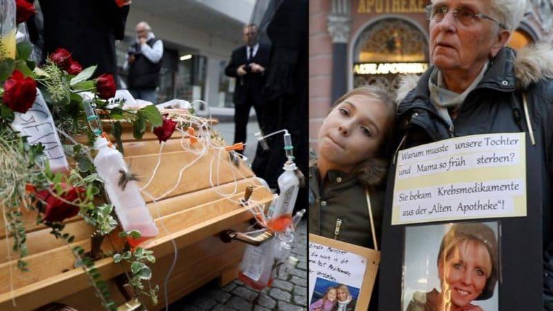 Закон и право: В Эссене судят аптекаря, который отправлял людей на смерть