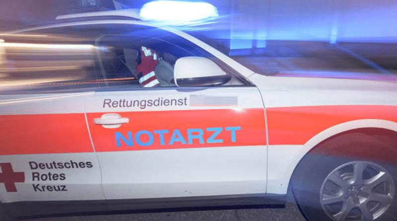 Происшествия: Автомобиль скорой помощи сбил пешехода
