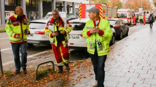 Ножевое нападение в центре Мюнхена: преступник задержан