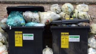 Кто должен платить за переработку отходов?