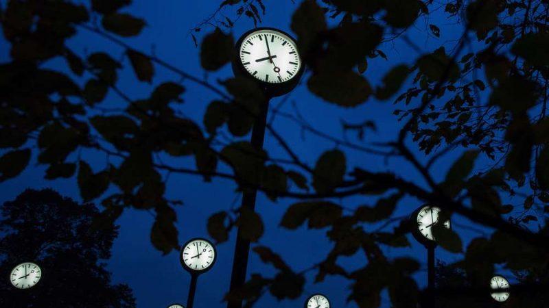 Новости: В это воскресенье Германия переходит на зимнее время