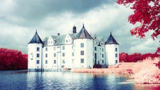 Интересные места Германии: замок Глюксбург