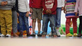 Каждый пятый ребенок в Германии из бедной семьи