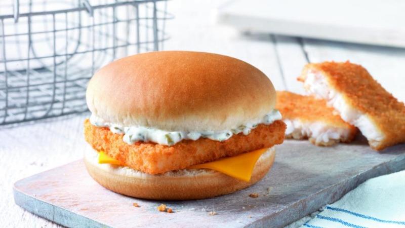 Общество: Если ли рыба в фишмаке от МакДональдс?