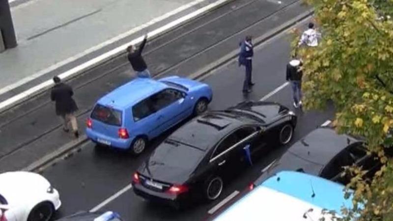 Происшествия: Полиция поймала стрелка из свадебного кортежа в Бонне