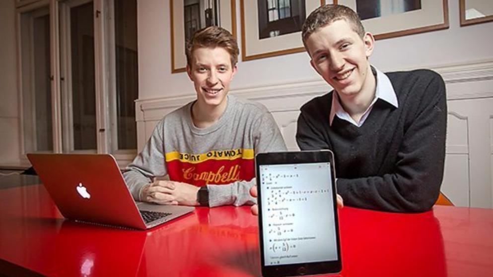 Общество: Подростки из Берлина стали мультимиллионерами