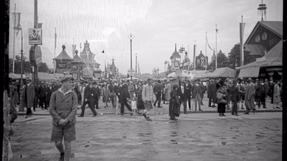 Досуг: Октоберфест сейчас и 100 лет назад: что изменилось рис 7