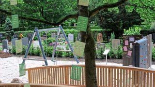 На немецких кладбищах будут строить кафе и детские площадки