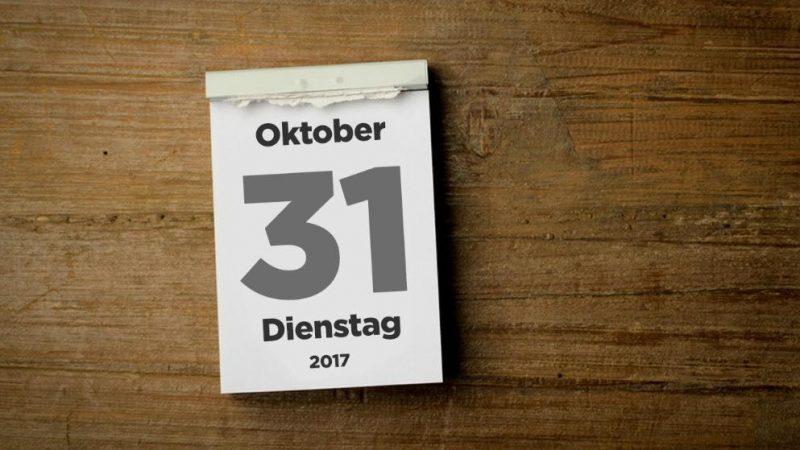 Общество: День Реформации: будет ли выходной в следующем году?