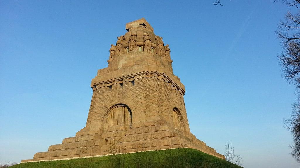 Галерея: Интересные места Германии: Памятник битве народов рис 2