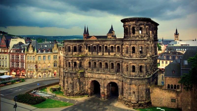 Галерея: Интересные места Германии: древнеримские памятники Трира