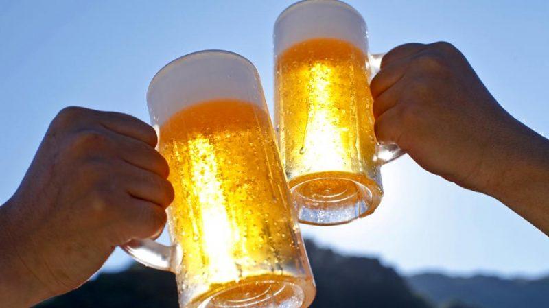 Общество: Немцы стали пить меньше пива