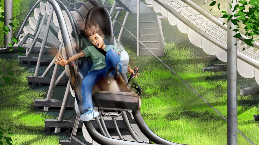 Происшествия: Мальчик потерял ногу, катаясь на летних санях рис 2