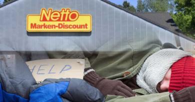 Бездомный получит €4500 за ложные обвинения