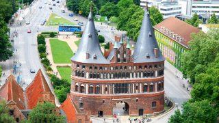 Интересные места Германии: Голштинские ворота