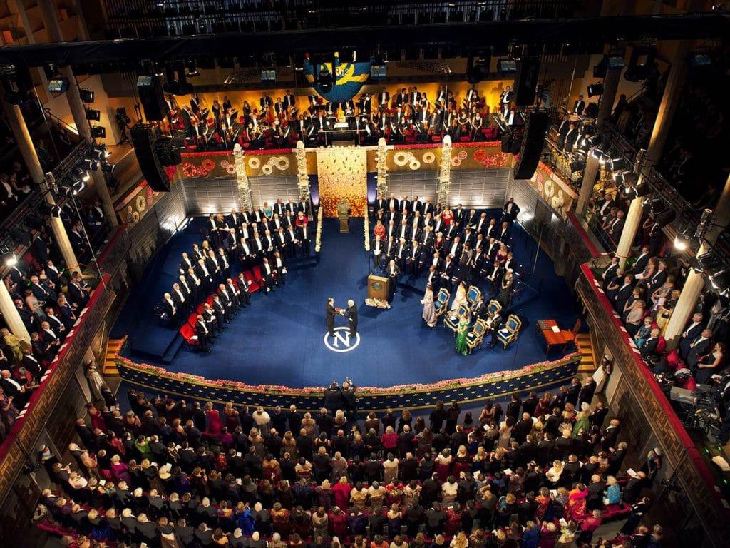 Новости: Нобелевская премия: интересные факты