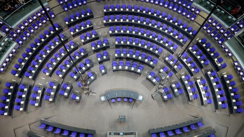 Политика: Первый день работы нового парламента ознаменовался ссорой с АдГ
