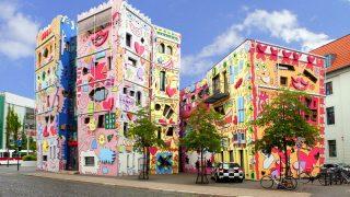 Интересные места Германии: Счастливый дом Рицци