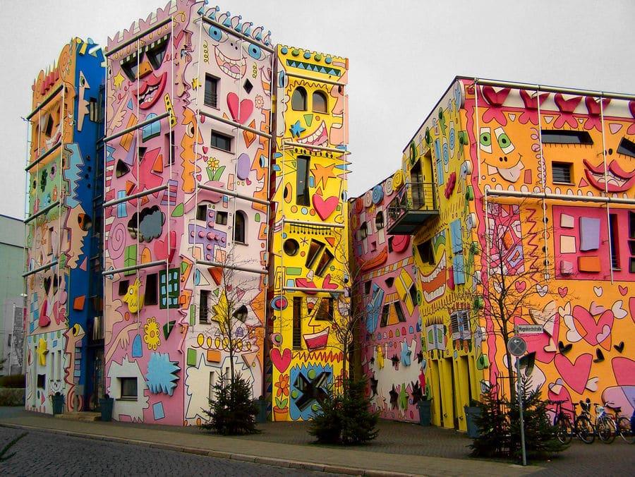 Галерея: Интересные места Германии: Счастливый дом Рицци