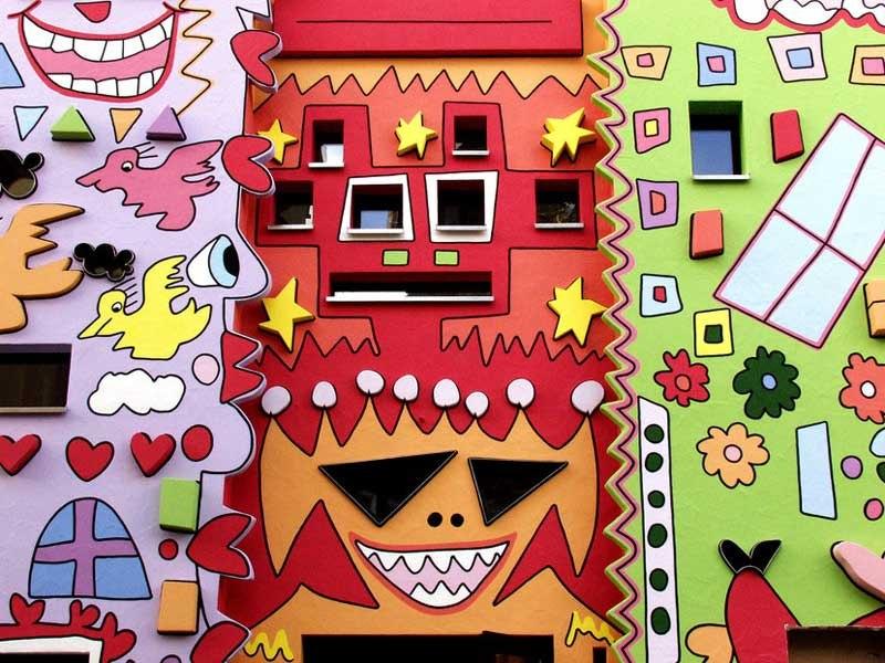 Галерея: Интересные места Германии: Счастливый дом Рицци рис 4