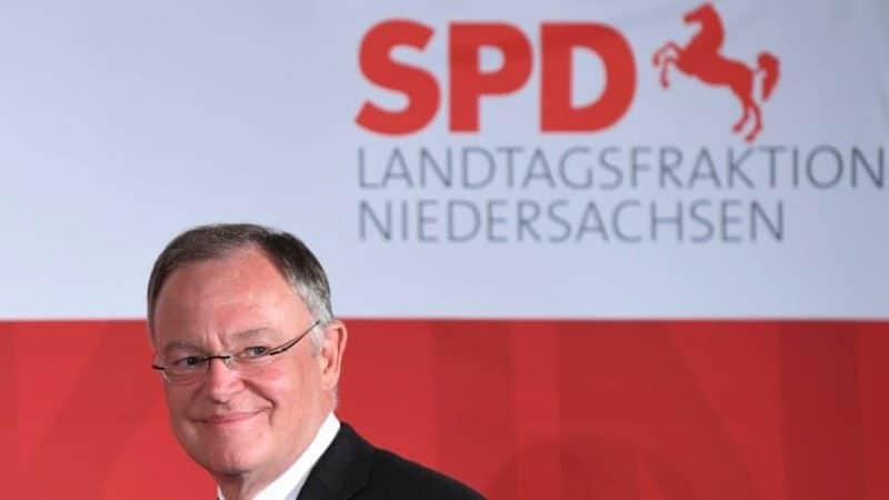 Политика: На выборах в Нижней Саксонии СДПГ показала способность побеждать