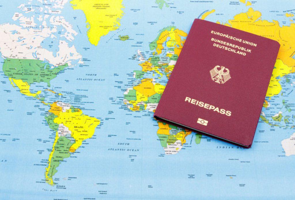 Новости: Немецкий паспорт – второй по значимости в мире