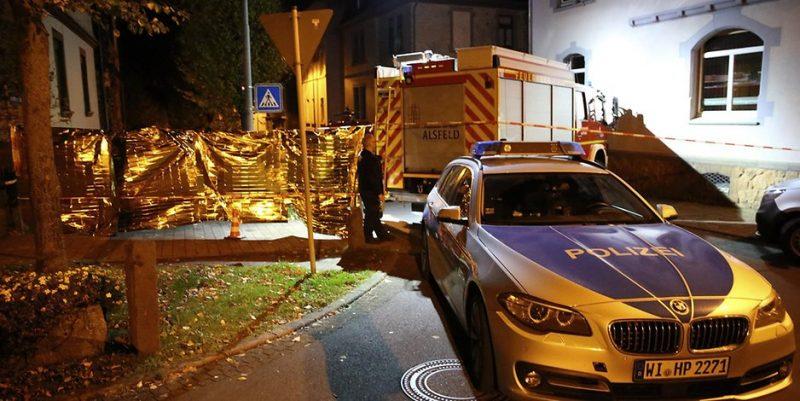 Происшествия: В Гессене полицейские застрелили пьяного мужчину