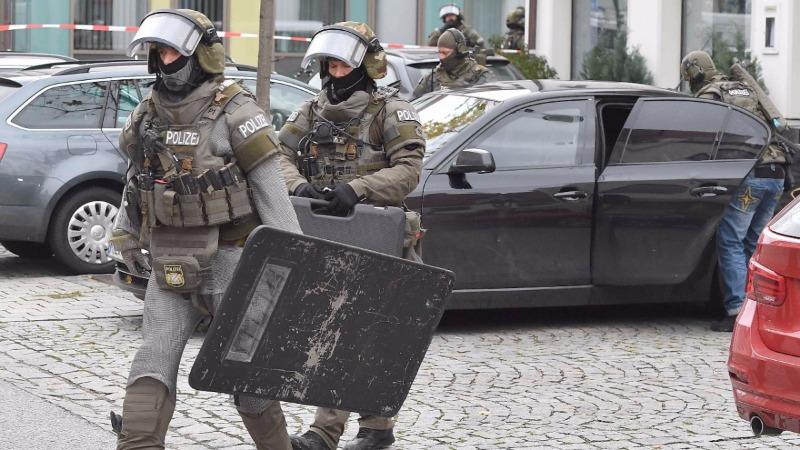 Происшествия: Баварский террорист задержан. Им оказался выходец из России