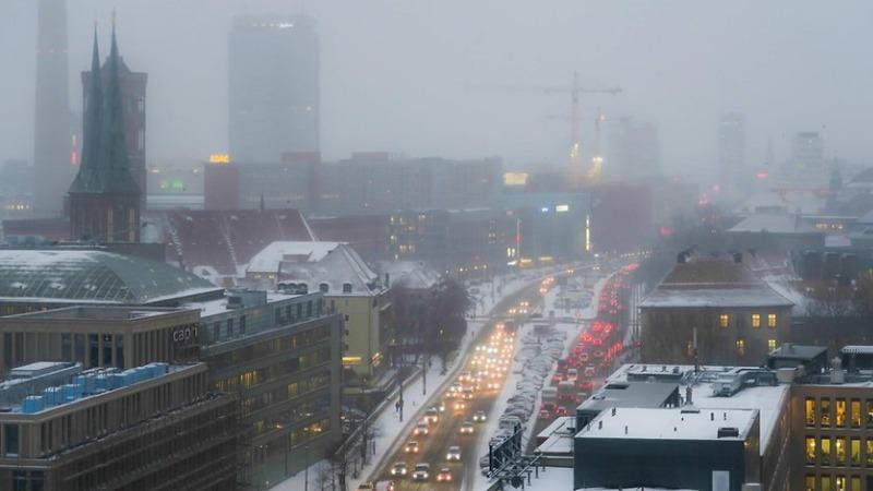 Погода: Погода в Германии: уже в середине ноября начнется зима