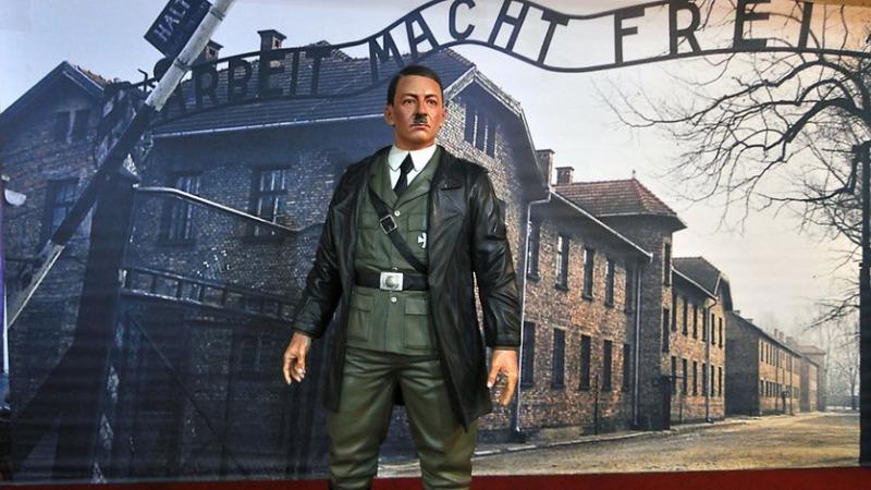 Общество: Гитлер опять стал причиной скандала